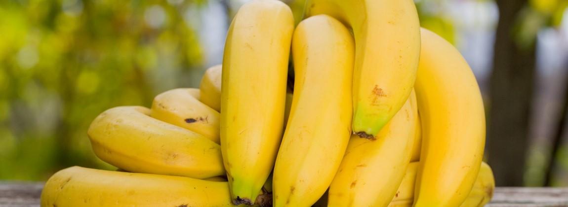 Banana de Corupá.