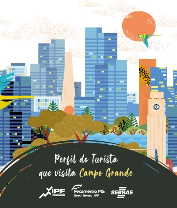 Qual é o perfil do turista que visita Campo Grande?