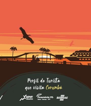 Qual é o perfil do turista que visita Corumbá?