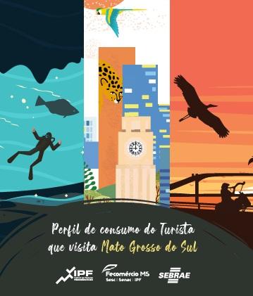 Perfil de consumo do turista que visita Mato Grosso do Sul
